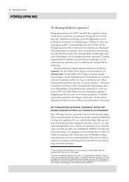 Är finanspolitiken expansiv? - Konjunkturinstitutet