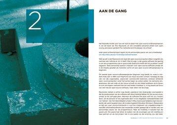 AAn de gAng - Producing Open Source Software