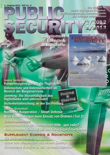 1-2013 - Public Security