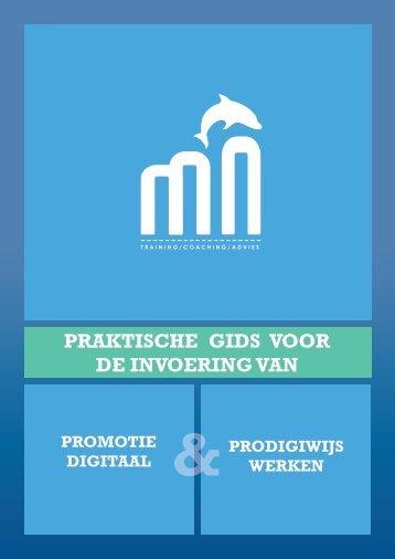 PrOmotie Digitaal & PrOdigiwijs werken - MN Training
