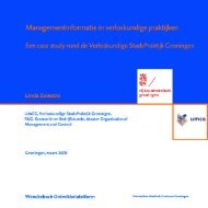 Download het document - Scripties UMCG - Rijksuniversiteit ...