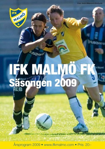 Säsongen 2009 - IFK Malmö