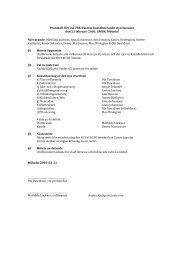 2003 Protokoll - Flatcoated Retrieverklubben Västra Sektionen