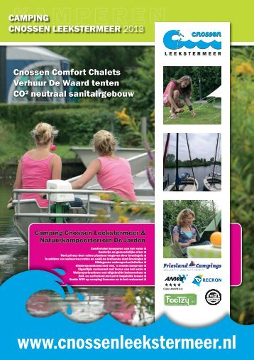 Downloaden - Friesland Campings