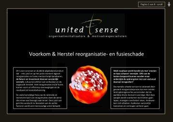 Meer over dit onderwerp - United Sense