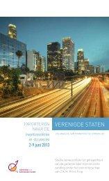 Verenigde Staten: juridisch en reglementair kader voor ... - ABH