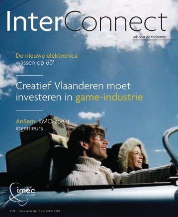 InterConnect 28 - Imec