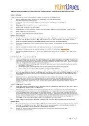pagina 1 van 6 Algemene inkoopvoorwaarden Rijn IJssel, Arnhem ...