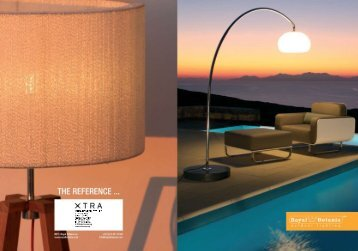 Outdoor Lighting - XTRA