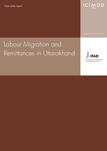 Labour migration and remittances in Uttarakhan_dharma.indd