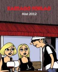 Kartago Katalog höst 2012