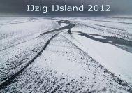 IJzig IJsland 2012 - GeMi Tekst & Beeld