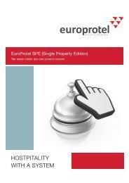 Broşür İndir - EuroProtel
