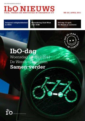 IbO-nieuws april 2011, pag. 4 - IRIS Schoolveiligheid