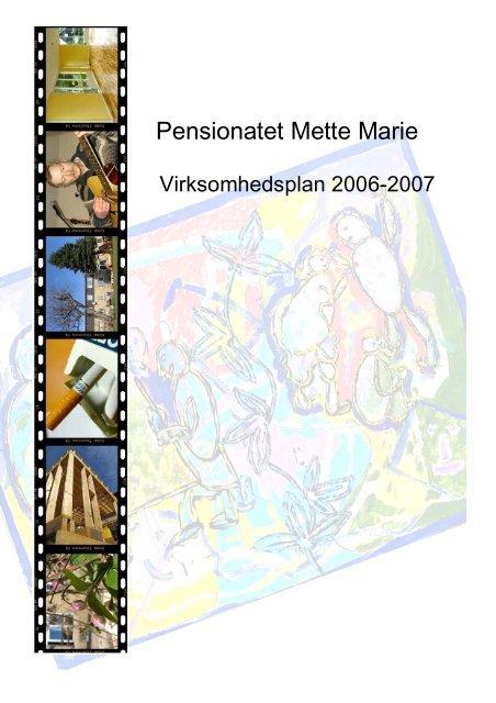 Virksomhedsplan til print som brochure.sdf - Mariehjemmene