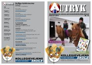 Skolebladet Autryk nr. 15 februar 2013 - Kollegievejens Skole
