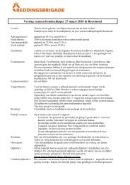 Verslag examen bondsschipper 27 maart 2010 in Roermond