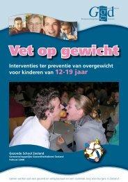 Vet op gewicht 12-19 jaar - GGD Zeeland