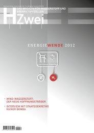 ENERGIEWENDE 2012 - ITM Power