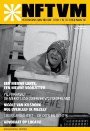 Magazine #1 2008 - VERS / Nieuwe Film