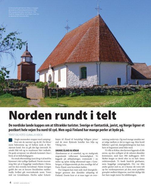 Nordens apostel: - Foreningen Norden