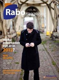 Printversie (pdf, 4 MB) - Rabobank