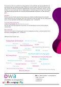 Cursusaanbod Woningcorporaties Van visie naar praktijk - DWA - Page 4