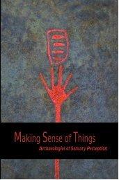 Making Sense of Things