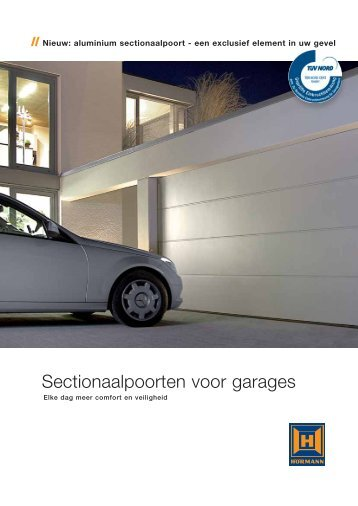 Hormann- sectional-garagepoorten -NL.pdf - Garagedoors.be