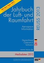Mediadaten 2013 - Reuss