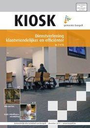 Dienstverlening klantvriendelijker en efficiënter - Gemeente Overpelt