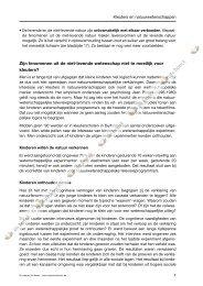 Enkele bladzijden uit de handleiding - Basis - De Boeck