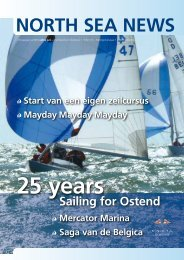 Download hier het magazine. - Royal North Sea Yacht Club