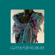 gittertørklæde forside - Charlotte Buch Design