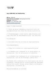 Lag (1998:492) om biluthyrning Lagens tillämpningsområde 1 ...