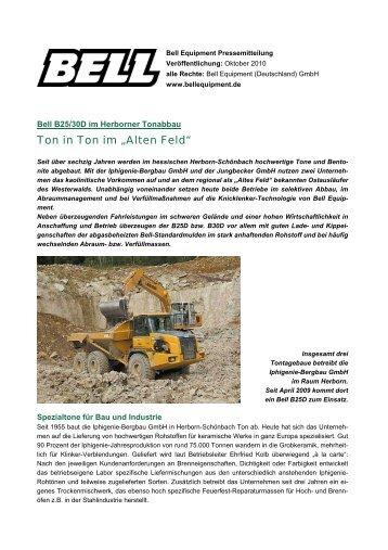 Gesamten Beitrag als PDF lesen (5 Seiten - Bell Equipment