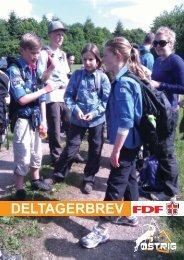 DELTAGERBREV - FDF Karlslunde