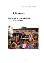 Delårsrapport - Lidingö stad
