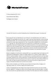 Läs skrivelsen till Naturvårdsverket från riksföreningen och ...