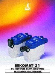 BEKOMAT® 21