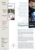download - Nederlandse Transplantatie Stichting - Page 2