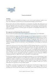 Lasers en luchtvaart - Aviation Legislation Information