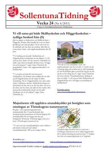 Sollentuna Tidning nr 4 2011