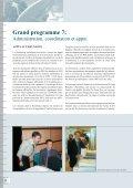 Administration, coordination et appui - Page 2