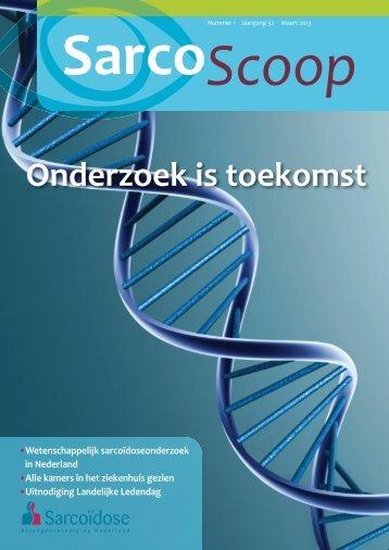 SarcoScoop maart 2013 - Ziekenhuis Gelderse Vallei