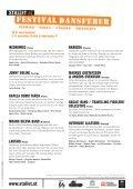 9–11 november Stallet & Nybrokajen 11 FREDAG LÖRDAG ... - RFoD - Page 2