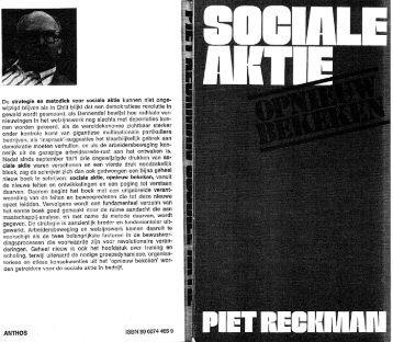 Sociale Aktie, opnieuw bekeken - History of Social Work