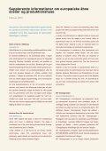 Supplerende informationer om europæiske åbne scener og ... - Page 2