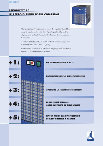 +2: +3: +4: +5 - BEKO Technologies Gmbh