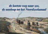 Aanloop tot het Noordzeekanaal - theobakker.net